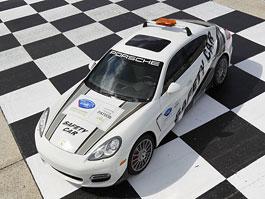 Porsche Panamera a Cayenne: na startovním roštu ALMS: titulní fotka