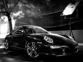 Porsche Black Edition Photo Contest: nejlepší fotografie: titulní fotka