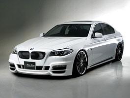 Wald International BMW 5 Black Bison: pětka na japonský způsob: titulní fotka