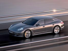 Těžká váha přichází: Porsche Panamera Turbo S je tu!: titulní fotka