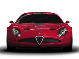 Alfa Romeo Zagato TZ3 Stradale: titulní fotka