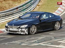Spy Photos: BMW 6 M Sportovní balíček: titulní fotka