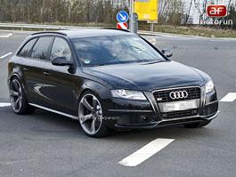 Spy Photos: Audi RS4: titulní fotka