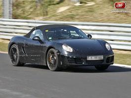 Spy Photos: Porsche Boxster na Severní smyčce: titulní fotka