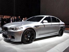 BMW M5 Concept: předčasné odhalení: titulní fotka