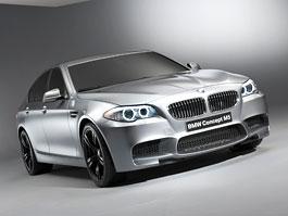 BMW Concept M5: studie nadupané pětky oficiálně: titulní fotka