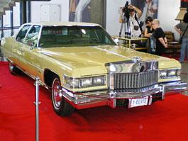 Cadillac Fleetwood (1974): Elvisův poslední cadillac: titulní fotka
