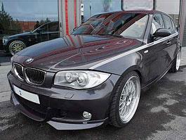 BMW 1M na norský způsob: s motorem z M3: titulní fotka