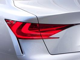 Lexus LF-Gh: první snímky konceptu nástupce sedanu GS: titulní fotka