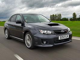 Subaru WRX STI: dvacet koní navíc a navigace: titulní fotka