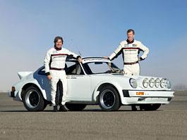 Porsche 911 SC, Walter Röhrl a Christian Geistdörfer na Targa Tasmania: titulní fotka