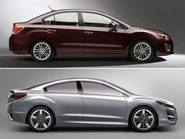 Subaru Impreza Sedan: co zbylo ze sportovního konceptu?: titulní fotka