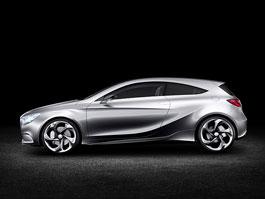 Mercedes-Benz Concept A Class: stuttgartský kompakt jako břitva: titulní fotka