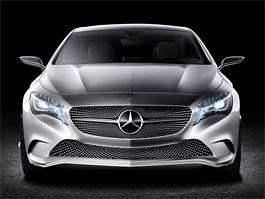 Mercedes-Benz Concept A Class v pohybu: tři oficiální videa: titulní fotka