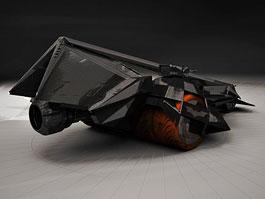 Hledá se nový Batmobil: finální soutěžní návrhy: titulní fotka