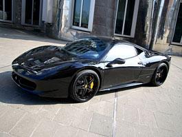 Ferrari 458 Black Carbon Edition od Anderson Germany: Temný rytíř: titulní fotka