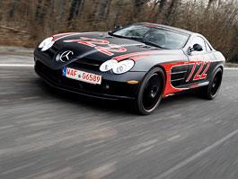 Edo Competition Black Arrow: vylepšený Mercedes-Benz SLR McLaren: titulní fotka