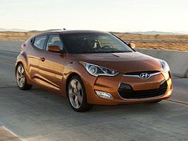 Hyundai Veloster Turbo: neoficiální technická data: titulní fotka