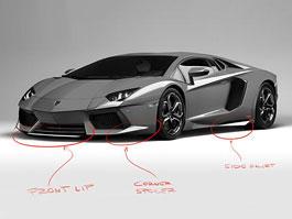 DMC Gargiulo: Karbon pro Aventador: titulní fotka
