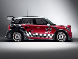 Tým Mini WRC se oficiálně představil v Oxfordu: titulní fotka