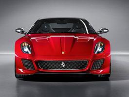 Novinky od Ferrari: 599 s výkonem 700+ koní, California jako 4x4: titulní fotka