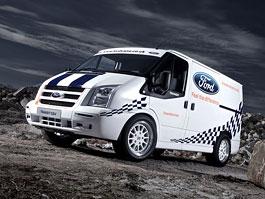Ford Transit Supersportvan: konečně pořádná dodávka?: titulní fotka