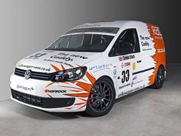 Volkswagen Caddy Racer: vylepšené závodní náčiní pro sezonu 2011: titulní fotka
