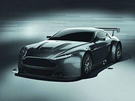 Aston Martin Vantage GT3: náhrada za DBRS9: titulní fotka