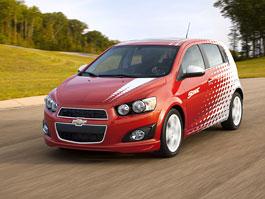 Chevrolet Sonic Z-Spec: tovární sportovní doplňky pro Aveo: titulní fotka