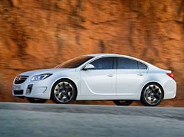 Opel Insignia OPC Unlimited: maximální rychlost 270 km/h: titulní fotka