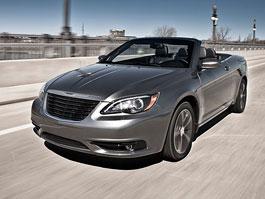 Chrysler S: stylovější 200 Sedan a 200 Convertible: titulní fotka