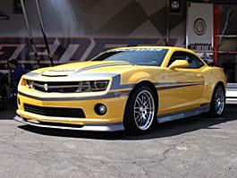 Camaro by Lingenfelter: 800 koní pro americkou ikonu: titulní fotka