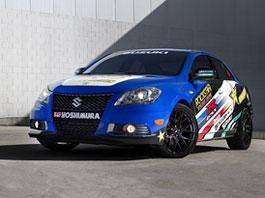 Suzuki Kizashi Apex Turbo Concept: ostrý sedan má 300 koní: titulní fotka