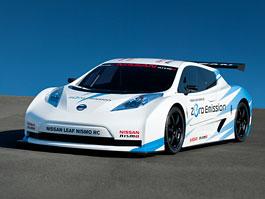 Nissan Leaf NISMO RC: elektrický závoďák: titulní fotka
