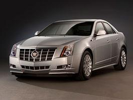 Cadillac CTS: do roku 2012 se silnějším šestiválcem: titulní fotka