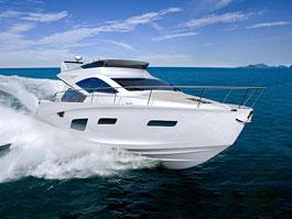 Intermarine 55: nádherná jachta z dílen BMW Designworks USA: titulní fotka