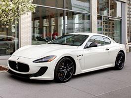 Maserati GranTurismo MC: Stradale dostalo klasický automat: titulní fotka