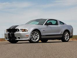 Shelby GTS: Základní stupeň úprav Mustangu: titulní fotka