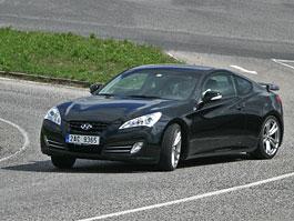 Test: Hyundai Genesis Coupe: Drift King: titulní fotka
