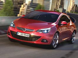 Opel Astra GTC: první fotografie sériové verze: titulní fotka