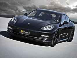 Porsche Panamera 4S: decentka od Schmidt Revolution: titulní fotka