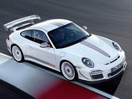 Porsche 911 GT3 RS 4.0: 6 válců, objem 4,0 l a 500 koní: titulní fotka