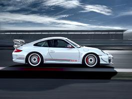 Porsche 911 GT3 RS 4.0: 500 koní oficiálně: titulní fotka