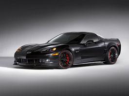 Chevrolet Corvette: Mírná vylepšení pro modelový rok 2012: titulní fotka