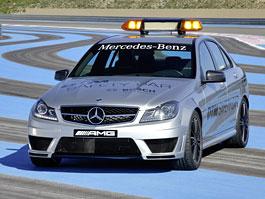 Mercedes-Benz C 63 AMG: nový safety car pro DTM: titulní fotka