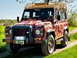 Land Rover Defender Vineyard od Fuoriserie Torino: In vino veritas: titulní fotka