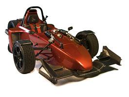 Scorpion P6 - formule nebo tříkolka?: titulní fotka