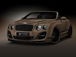 Bentley Continental GTC od Prior Design: ochutnávka před Bodensee: titulní fotka