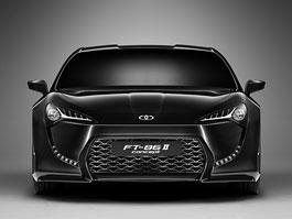 Toyota FT-86: potvrzen motor, převodovky a samosvor: titulní fotka