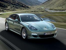 Porsche Panamera Diesel: GT s šestiválcovým turbodieselem: titulní fotka